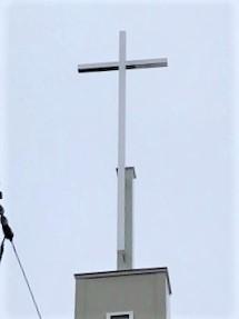 ステンレス十字架